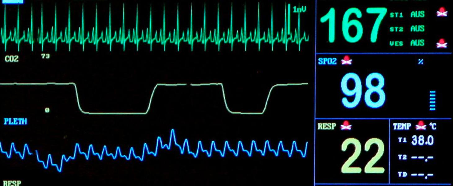 Medical Monitoring Scree | Telrock