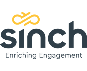 Sinch Logo | sms debt collection | Telrock